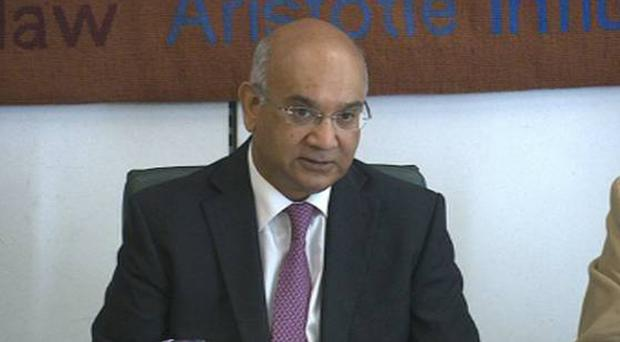 Keith Vaz excused Oliver Robbins from his appearance in front of the committee because he said his evidence was
