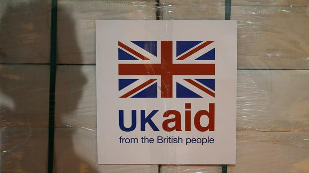 The UK gave £13.21 billion in overseas aid last year