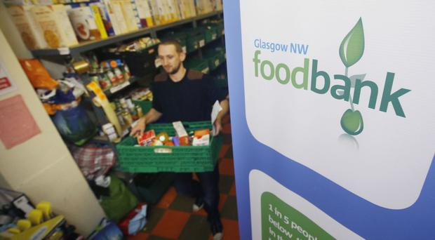 Foodbank charity the Trussell Trust is engaged in 'political warfare' with the Government, Frank Field has warned