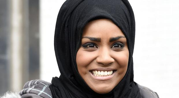 Great British Bake Off winner Nadiya Hussain has spoken of the racist abuse she experiences.