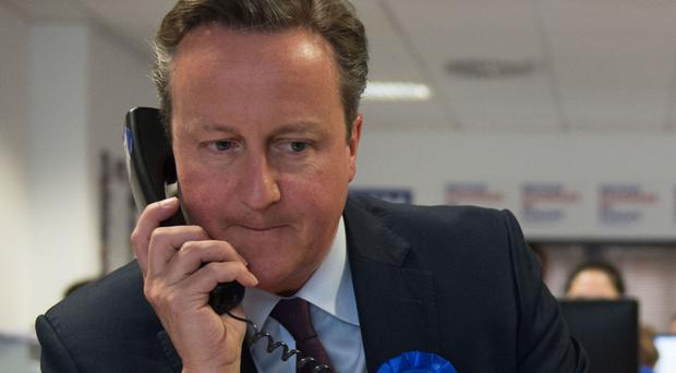 David Cameron says the UK is following the situation closely in Japan