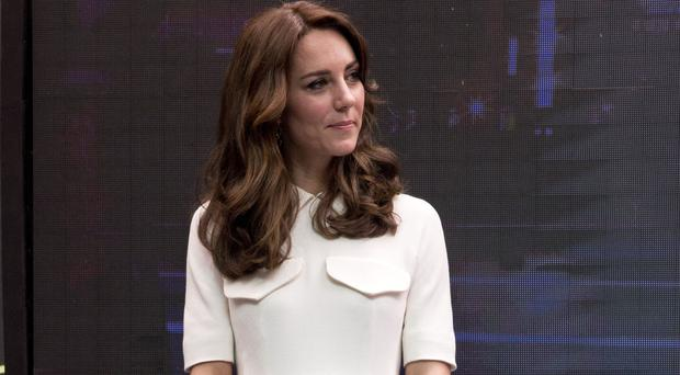 There was huge interest in what the Duchess of Cambridge wore during the royal tour of India and Bhutan