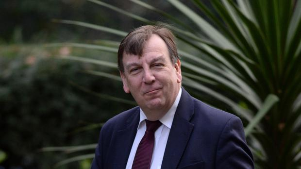 Claims about Culture Secretary John Whittingdale's relationship have been branded