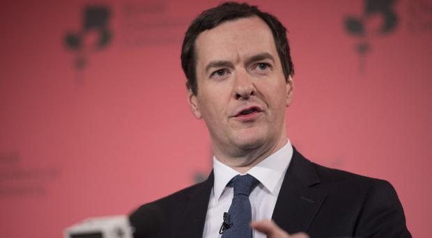 George Osborne said leaving the EU would be an extraordinary self-inflicted wound