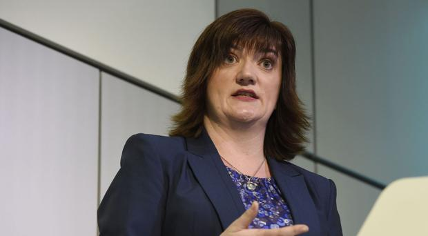 Education Secretary Nicky Morgan said the White Paper which includes the plans is 'about a lot more' than academy conversions