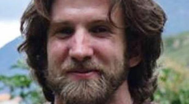 Concern is growing for Harry Greaves, 29, who has gone missing in Peru (Lucie Blackman Trust/PA)