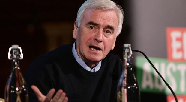 Shadow chancellor John McDonnell is promising that Labour would oversee a major expansion of worker-owned businesses.