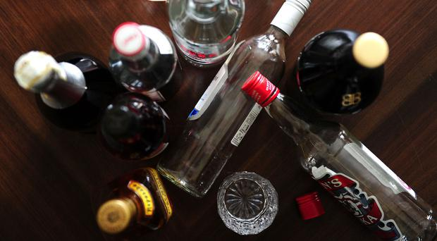 A study found people over the age of 35 are drinking at home before they go out