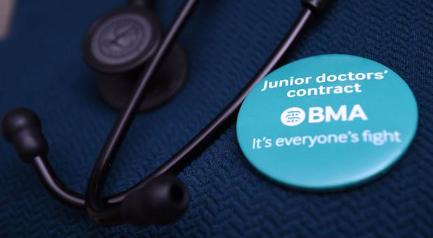 If the dispute is not resolved, thousands of junior doctors across England will withdraw full labour - even emergency care - from Tuesday