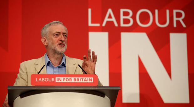 Labour is seeking a spokesperson for leader Jeremy Corbyn