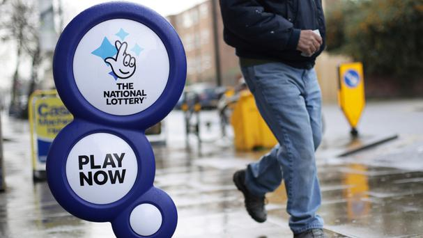 A man from Forfar is celebrating becoming Scotland's newest millionaire after matching all six winning numbers in Saturday's National Lottery draw