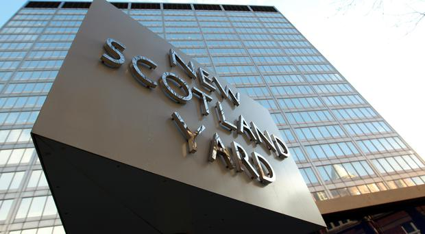 A Scotland Yard detective has been sacked over the failures
