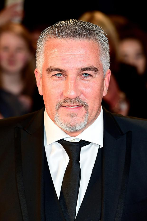 Star: Bake Off judge Paul Hollywood