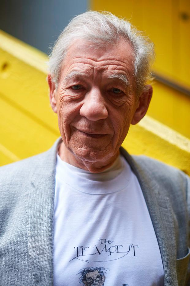 Actor: Sir Ian McKellen