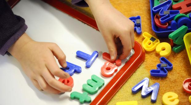 Parties fighting the Assembly election have been warned childcare here
