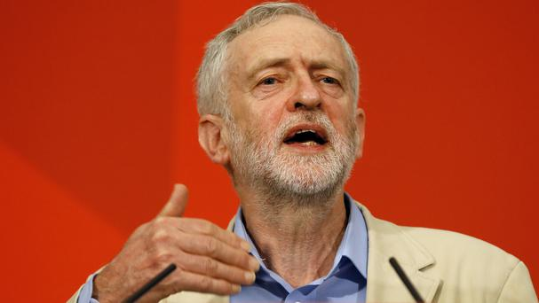 Labour leader Jeremy Corbyn is to meet US president Barack Obama during his UK visit (AP)