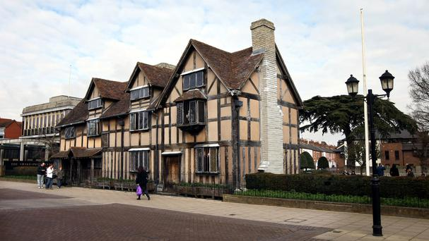 Stratford-upon-Avon is to host a 400th anniversary celebration of Shakespeare's life and works