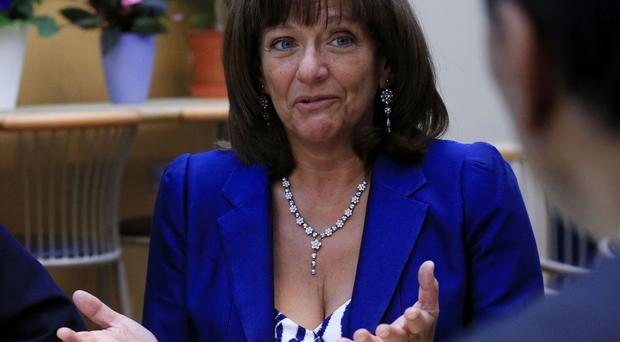 Lady Altmann says she is working closely with new Work and Pensions Secretary Stephen Crabb to see what can be done