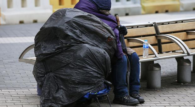 Councils should be required to help the homeless, Labour said