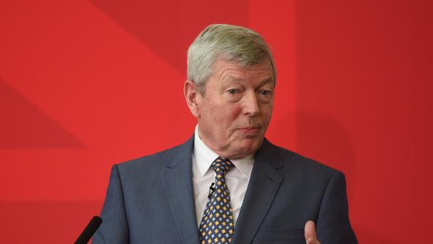Alan Johnson chairs the Labour In For Britain campaign