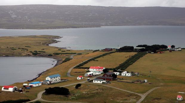 The Falkland Islands could be under threat from increased Argentinian aggression if Britain leaves the EU, it has been warned