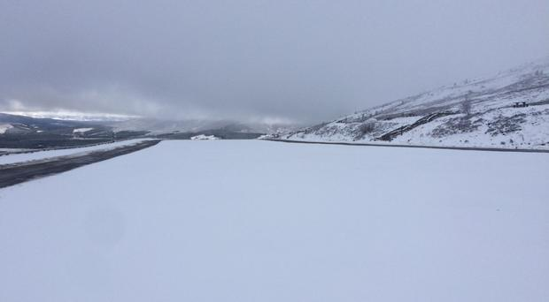 CairnGorm Mountain is open for skiers, and will stay open until next month (CairnGorm Mountain/PA Wire)