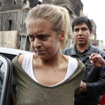 Melissa to be expelled from Peru (AP)