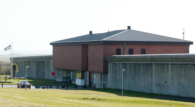 The pair have been charged with getting prohibited items into HMP Swaleside in Eastchurch, Kent