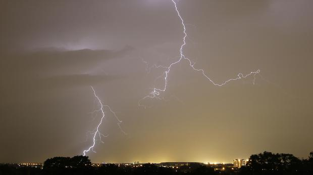 Lightning strikes are fairly common and aircraft are designed to cope with them, BA said