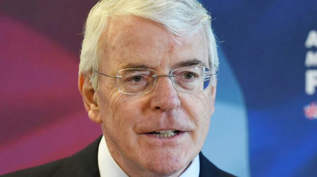Sir John Major accused some Brexit campaigners of 'producing soundbites that are either offensive or inaccurate or just plain silly'