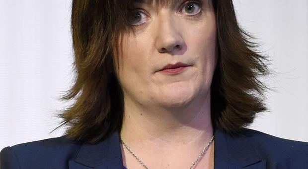 Education Secretary Nicky Morgan's academy plans have been met with a frosty response