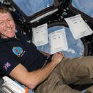 Tim Peake said he is thrilled to have his stay in space extended (European Space Agency/PA Wire)