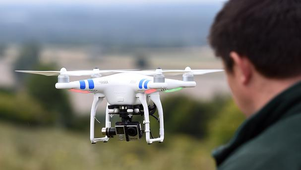 Advice on which tourist hotspots allow drones is available on a new website