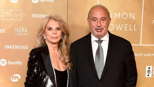 Sir Phillip Green's wife, Tina, will be quizzed by MPs