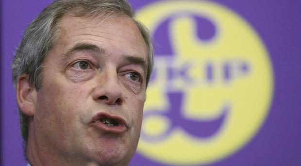 Ukip leader Nigel Farage wants the UK to leave the EU