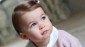 The four new pictures offer an intimate snapshot of how the young princess has grown up during her first 12 months (HRH The Duchess of Cambridge/PA)