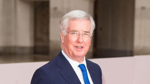 Defence Secretary Michael Fallon said the UK is commited to targeting terrorism around the world