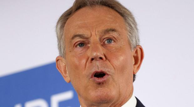Tony Blair believes the country would vote to stay in