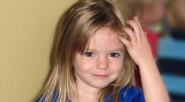 Madeleine McCann disappeared during a family holiday in Portugal in May 2007