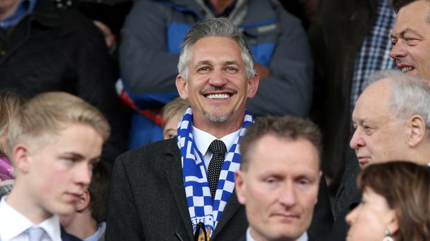 Gary Lineker said he would appear on TV in his pants