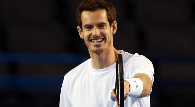Scotland's Andy Murray is going for a fifth title