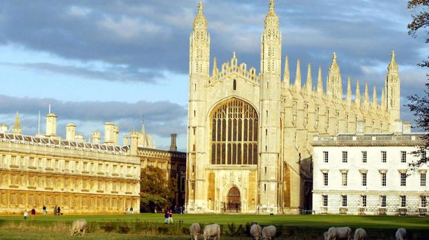 Cambridge remains in the top five