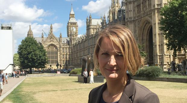 Sophie Walker, the Women's Equality Party mayoral candidate, has registered a complaint with the council