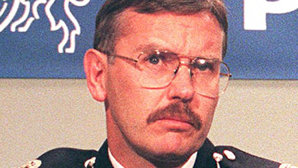 A tribunal has heard that former chief constable Mike Craik had an affair with his assistant chief constable