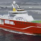 The new state-of-the-art polar research ship (Natural Environment Research Council)