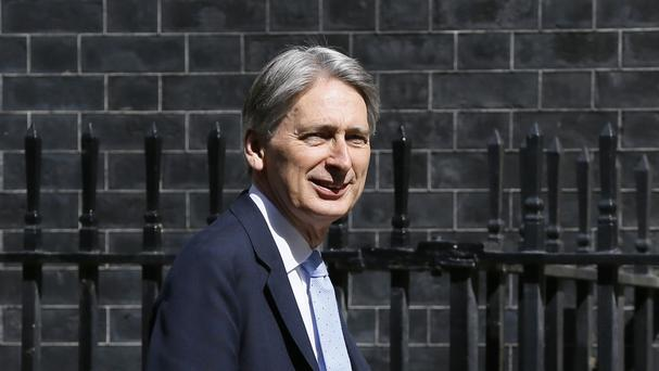 Foreign Secretary Philip Hammond has condemned the attack on a refuge camp in Syria.