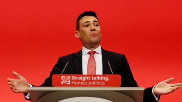 Shadow home secretary Andy Burnham is considering the role of mayor