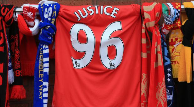 The inquest that concluded last month found that the 96 fans who died were unlawfully killed