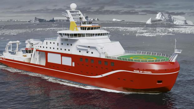 The state-of-the-art polar research ship will be named after Sir David Attenborough despite the online poll result