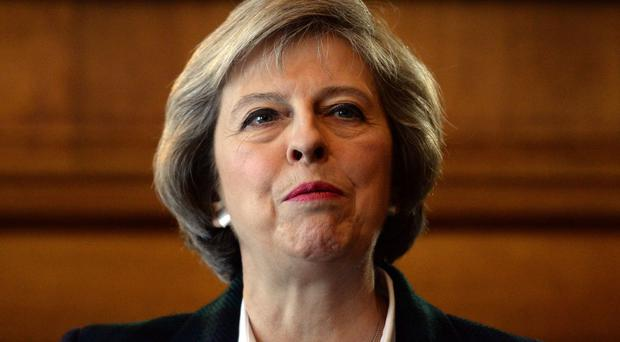 Home Secretary Theresa May has won the latest round of the legal battle